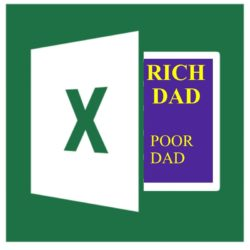 Rich Dad Poor Dad Excel