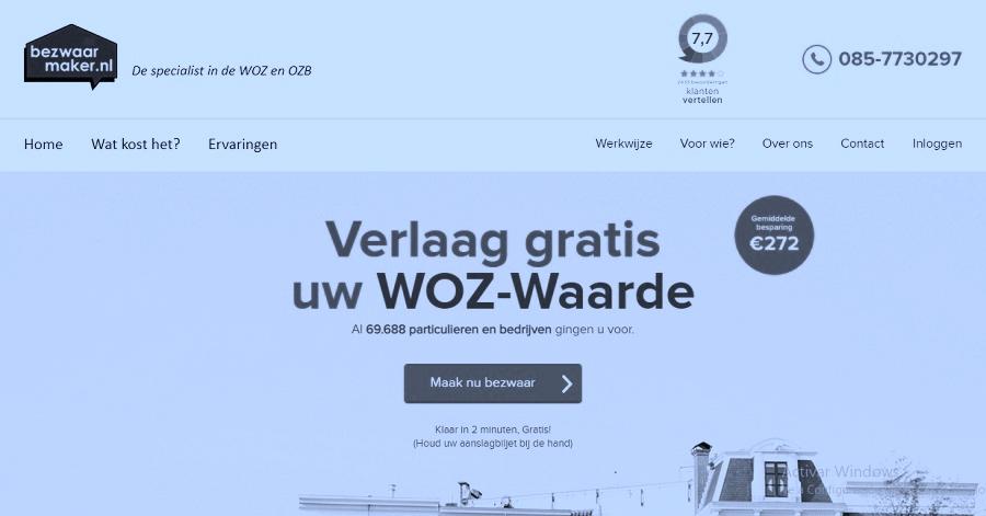 Verlaag je WOZ-waarde met een gratis WOZ bezwaar en bespaar 63 euro, 272 euro of zelfs 2.538 euro per jaar
